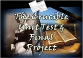 The Crucible Unit Test & Final Project