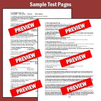 The crucible unit test study guide answer key by darrick puffer the crucible unit test study guide answer key fandeluxe Images