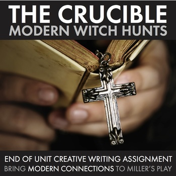 Crucible: Salem Witch Trials and Elizabeth