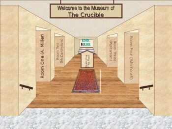 The Crucible Virtual Museum