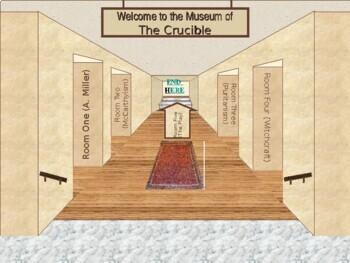 The Crucible Virtual Museum
