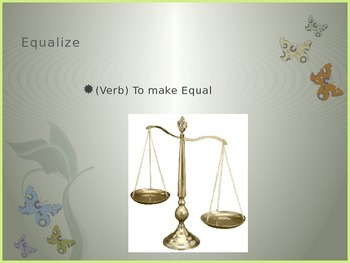 The Crucible - Vocabulary Power Point