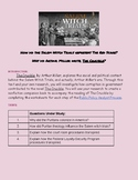 The Crucible WebQuest Zipfile PDF