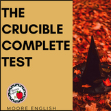 The Crucible Writing and Multiple-Choice Test (PDF, Google