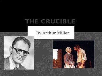 The Crucible: a brief intro