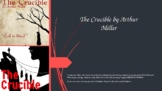 The Crucible - Comprehensive Teaching Resource and Study Guide PPT