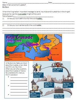 The Crusades - An Introduction
