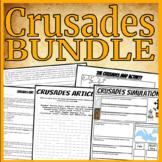 The Crusades BUNDLE