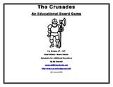 The Crusades Board Game