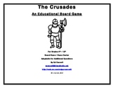 The Crusades Board Game