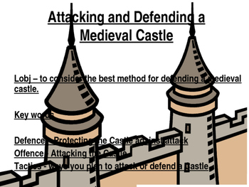 The Crusades, Castles and the Black Death