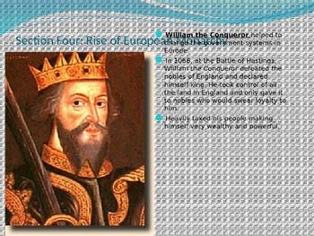 The Crusades and Renaissance