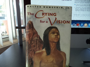 The Crying for a Vision ISBN 0-671-79911-8
