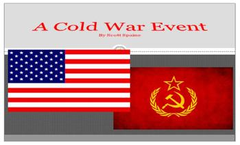 The Cuban Missile Crisis- A Cold War Event
