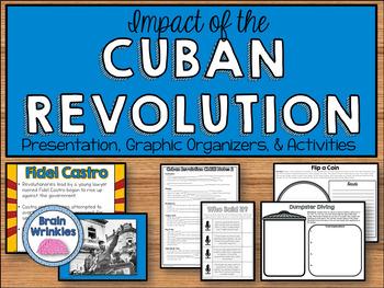 The Cuban Revolution (SS6H3a)