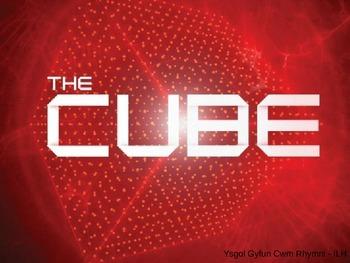 The Cube - Maths starter