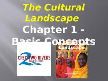 APHG The Cultural Landscape 11th Edition - Ch1 Key Issue 1 PPT