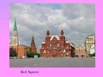 The Culture of Russia and the Eurasian Republics