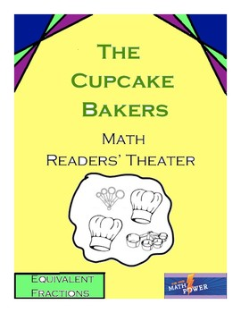 The Cupcake Bakers; Math Readers' Theater