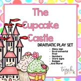 Cupcake Shop Dramatic Play