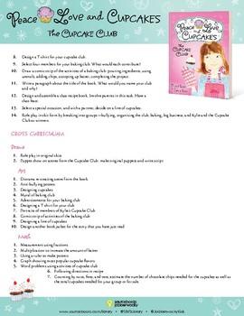 The Cupcake Club series - Educator Guides