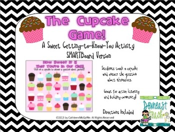 The Cupcake Game