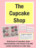 The Cupcake Shop: Performance Task Multiplication Project (Grades 2-4)