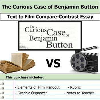 The Curious Case of Benjamin Button - Text to Film Essay