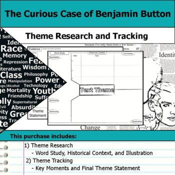 The Curious Case of Benjamin Button - Theme Tracking Notes Context Research