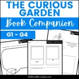 The Curious Garden by Peter Brown Graphic Organizer Compan