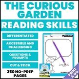 The Curious Garden Literacy Pack