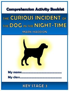 The Curious Incident of the Dog in the Night-Time Activities Booklet!
