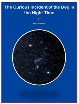 The Curious Incident of the Dog in the Night-Time Unit Lesson Plan