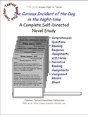 The Curious Incident of the Dog in the Night-time: A Complete Novel Study