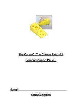 Geronimo Stilton The Curse Of The Cheese Pyramid Comprehen