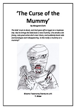 The Curse of the Mummy