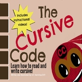 The Cursive Code - Learn the art of handwriting with video BONUS!
