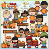 The Cutest Pumpkin Clip Art - Pumpkin Patch Clip Art - Fal