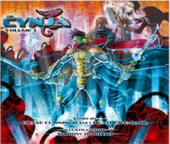 The Cynja® Volume 1 (Hardcover)