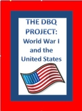The DBQ Project: World War I Graphic Organizer and Teacher Story