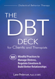 The DBT Deck for Clients and Therapists