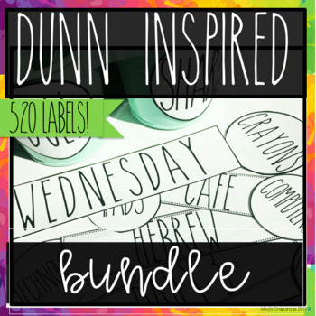 The DUNN INSPIRED Bundle! *GROWING*