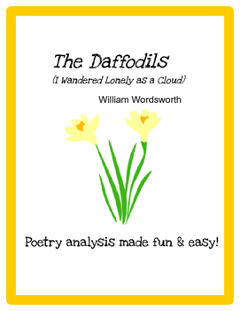 The Daffodils (William Wordsworth) - Poetry Analysis made fun & easy!