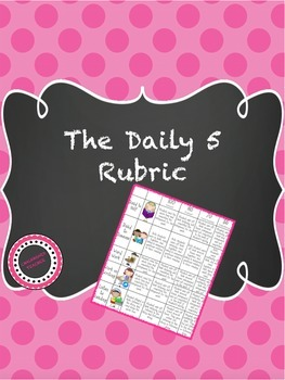 The Daily 5 Rubric