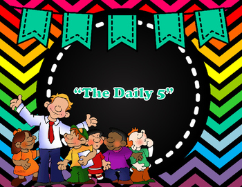The Daily 5 in English