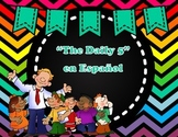The Daily 5 in Spanish