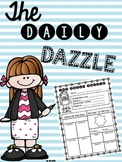 Morning Work -The Daily Dazzle