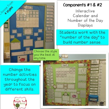 """1st Grade """"Daily Digit"""" Math and Writing: Journal, Calendar, # of Day, More"""