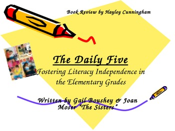 The Daily Five - Book Review