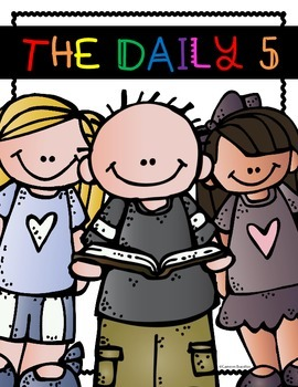 The Daily Five Posters (Signs for the Classroom)